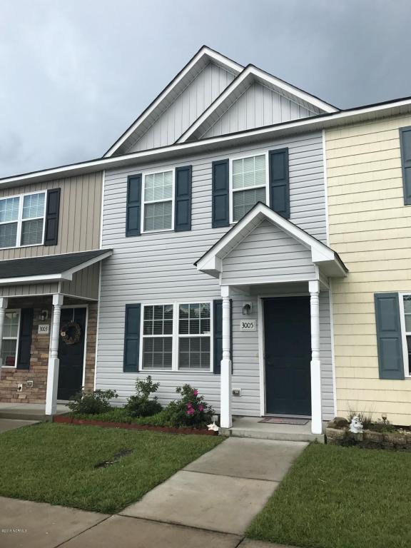 3005 Grandeur, Jacksonville, NC 28546 (MLS #100032461) :: Century 21 Sweyer & Associates