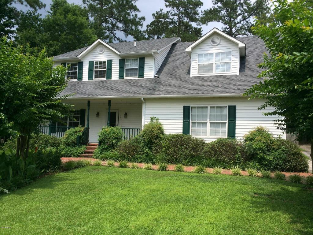 105 Dockside Drive, Jacksonville, NC 28546 (MLS #100032466) :: Century 21 Sweyer & Associates