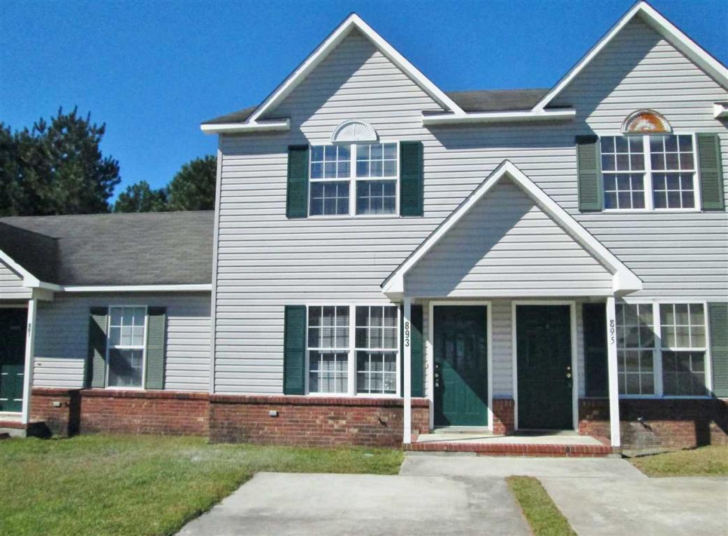 893 W Pueblo Drive, Jacksonville, NC 28546 (MLS #100032489) :: Century 21 Sweyer & Associates