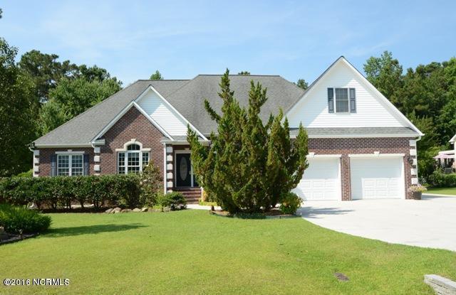 644 Par Drive, Jacksonville, NC 28540 (MLS #100032521) :: Century 21 Sweyer & Associates