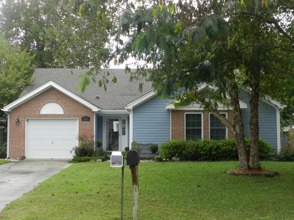 145 Winter Road, Jacksonville, NC 28540 (MLS #100032535) :: Century 21 Sweyer & Associates
