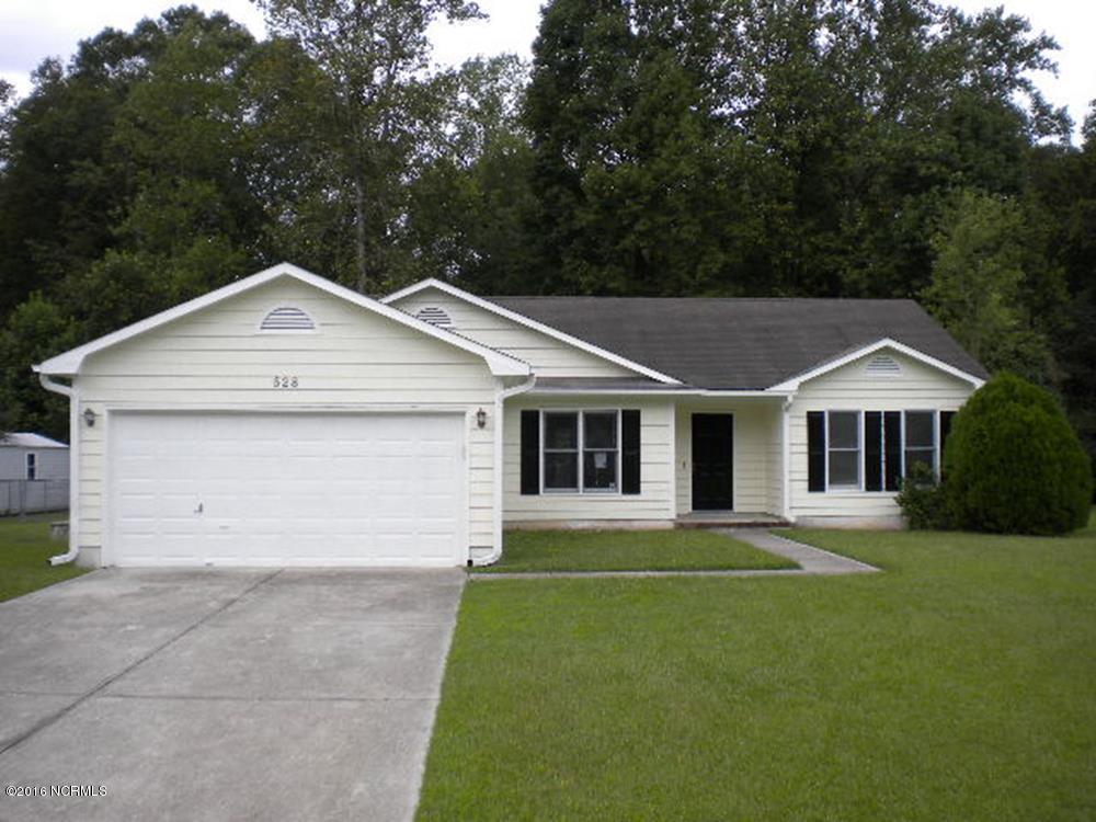 628 Greystone Avenue, Jacksonville, NC 28540 (MLS #100032566) :: Century 21 Sweyer & Associates