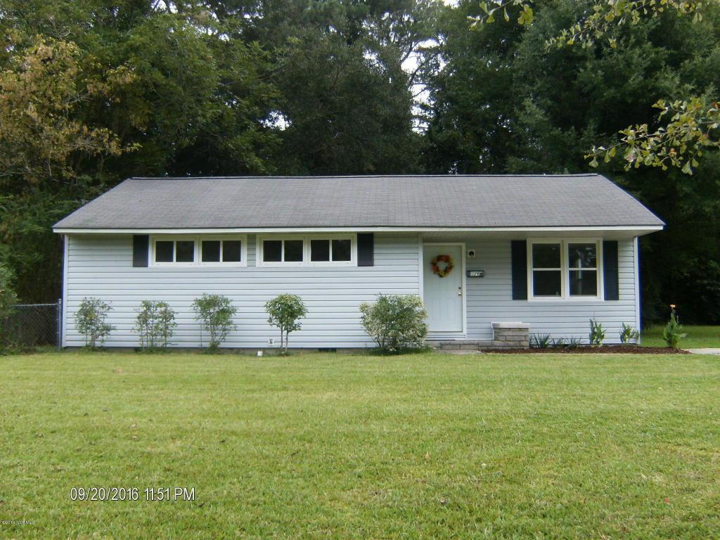 526 Oak Lane, Jacksonville, NC 28540 (MLS #100032580) :: Century 21 Sweyer & Associates