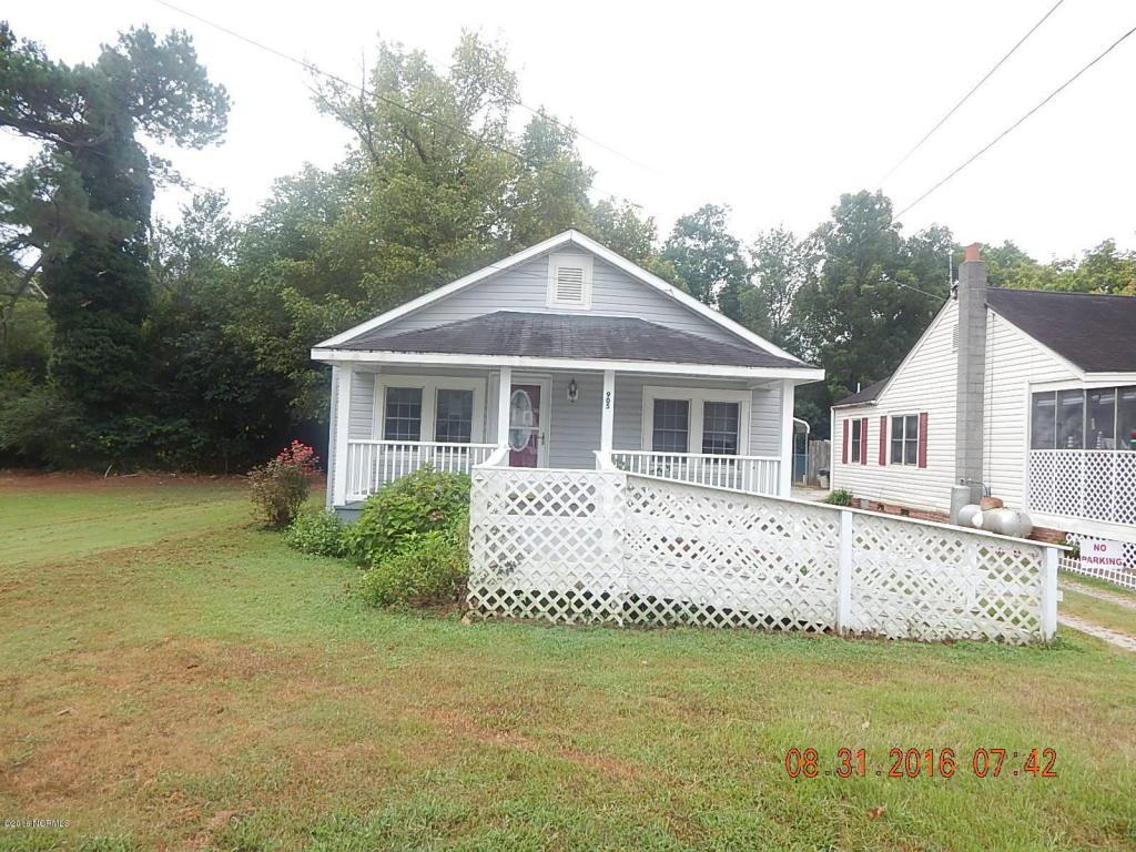 905 E Main Street, Plymouth, NC 27962 (MLS #100032597) :: Century 21 Sweyer & Associates