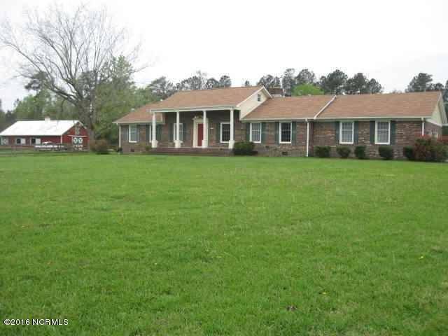 2260 Blue Creek Road, Jacksonville, NC 28540 (MLS #100032616) :: Century 21 Sweyer & Associates