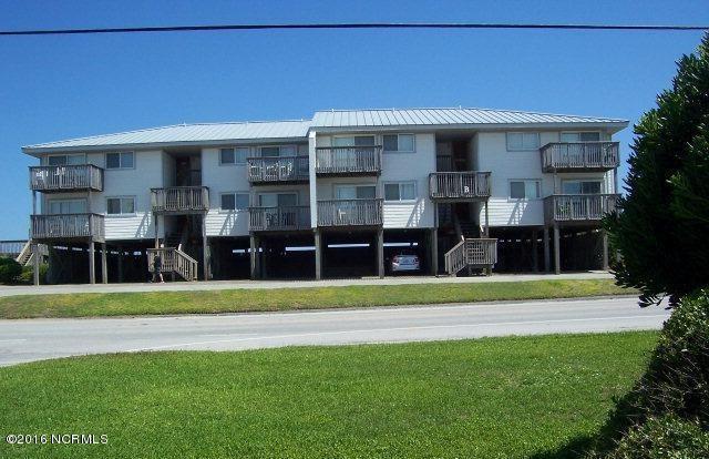 919 N Anderson Boulevard 216E, Topsail Beach, NC 28445 (MLS #100032625) :: Century 21 Sweyer & Associates