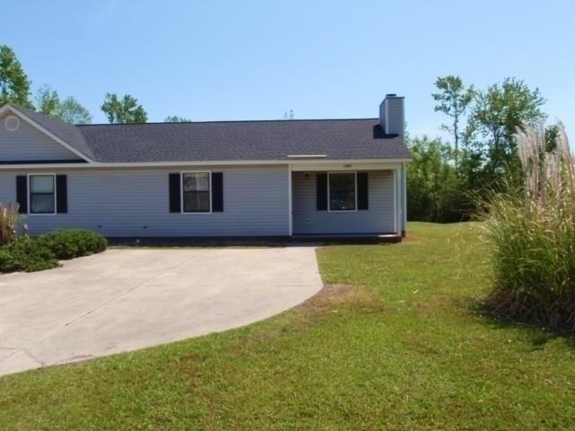 1820 Countrywood Boulevard, Jacksonville, NC 28540 (MLS #100032677) :: Century 21 Sweyer & Associates