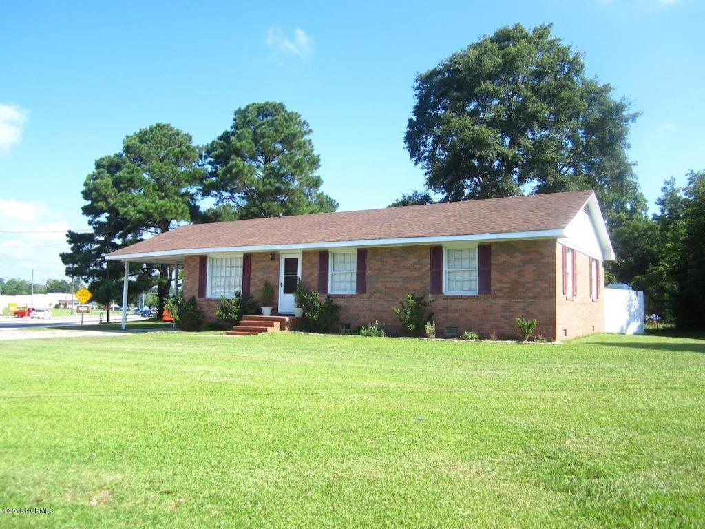 4274 Gum Branch Road, Jacksonville, NC 28540 (MLS #100032683) :: Century 21 Sweyer & Associates