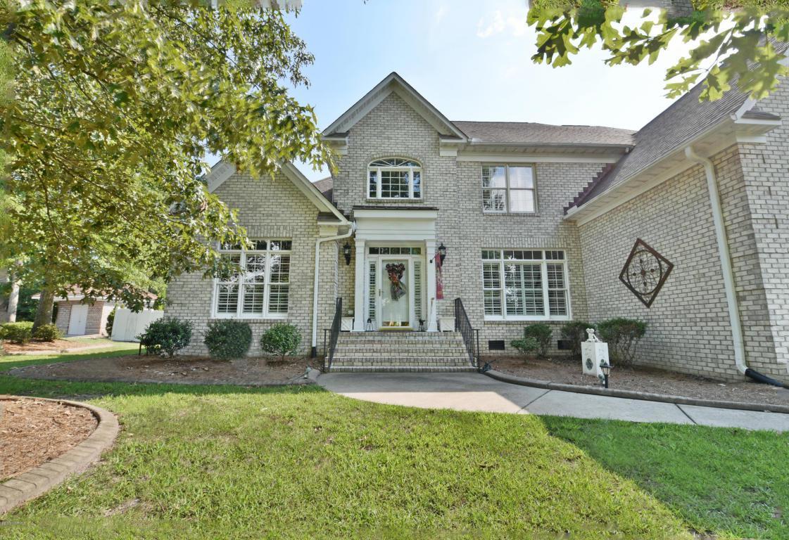 500 Ashburton Drive, Greenville, NC 27858 (MLS #100032730) :: Century 21 Sweyer & Associates