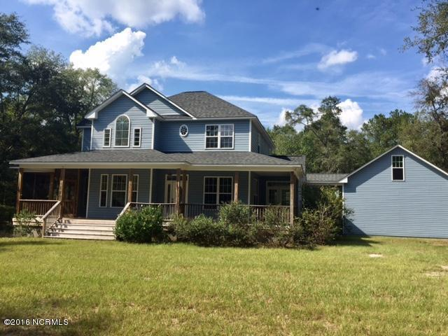 256 Meeks Creek Drive, Rocky Point, NC 28457 (MLS #100032731) :: Century 21 Sweyer & Associates
