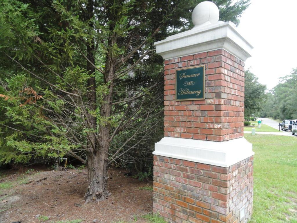 1303 Summer Hideaway Road, Wilmington, NC 28409 (MLS #100032733) :: Century 21 Sweyer & Associates