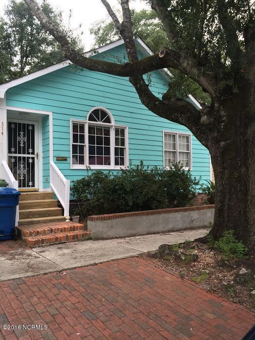 314 Wright Street, Wilmington, NC 28401 (MLS #100032743) :: Century 21 Sweyer & Associates