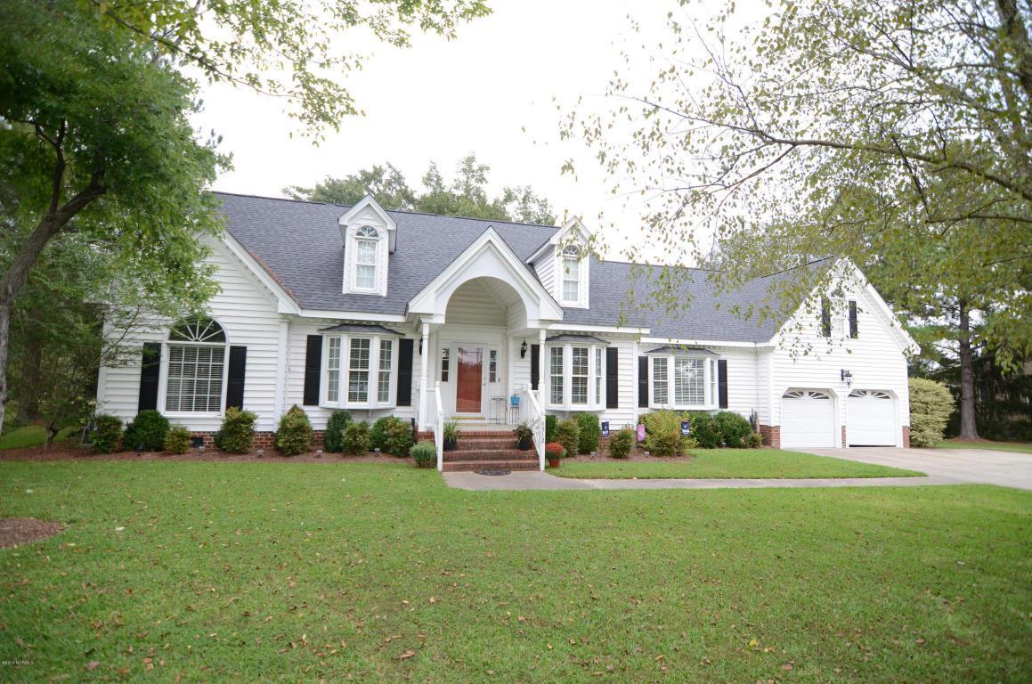 4512 Saddle Run Road N, Wilson, NC 27896 (MLS #100032755) :: Century 21 Sweyer & Associates