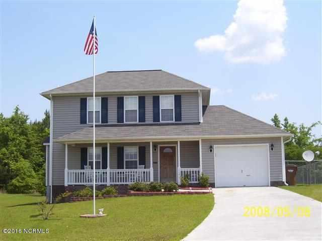 112 Skipping Stone Lane, Jacksonville, NC 28546 (MLS #100032760) :: Century 21 Sweyer & Associates