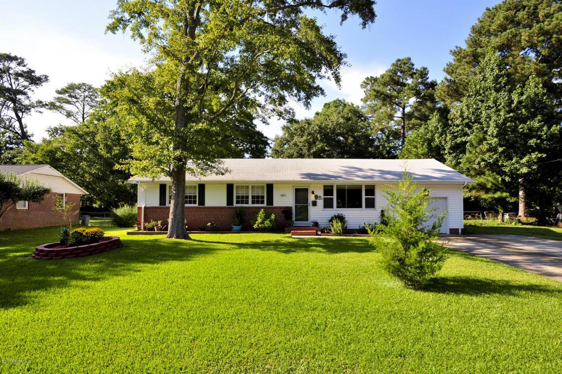 807 Edgewood Drive, Jacksonville, NC 28540 (MLS #100032767) :: Century 21 Sweyer & Associates