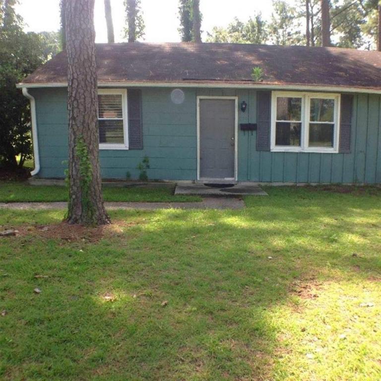 538 Williams Street, Jacksonville, NC 28540 (MLS #100032775) :: Century 21 Sweyer & Associates