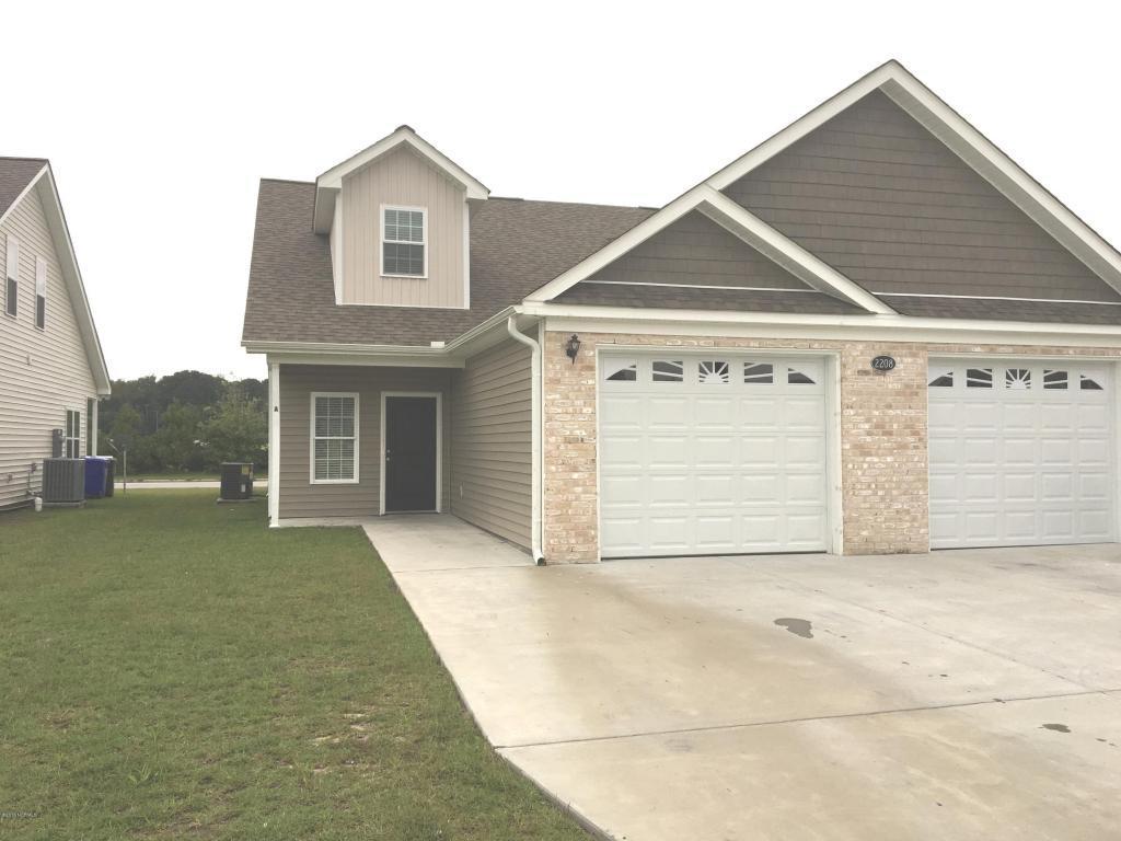 2208 Chavis Drive A, Greenville, NC 27858 (MLS #100032790) :: Century 21 Sweyer & Associates