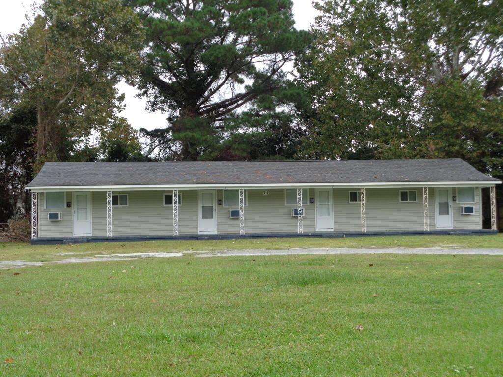 212 Richlands Avenue #1, Jacksonville, NC 28540 (MLS #100032823) :: Century 21 Sweyer & Associates