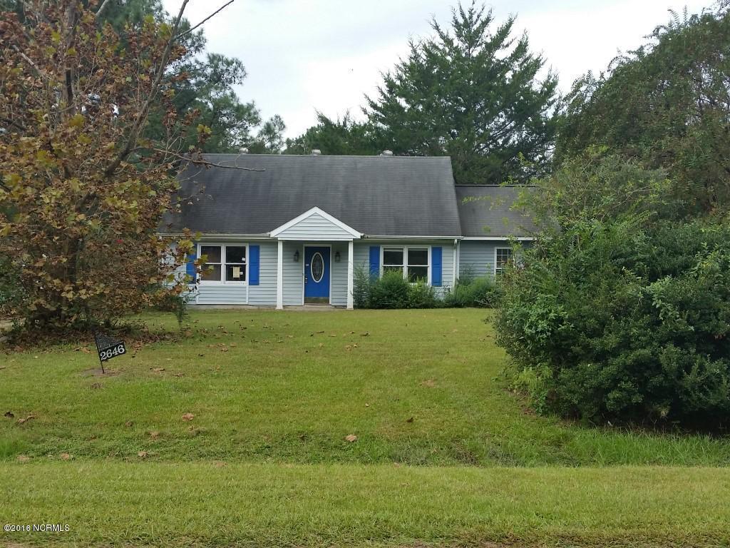 2646 Foxfire Road, Farmville, NC 27828 (MLS #100032865) :: Century 21 Sweyer & Associates