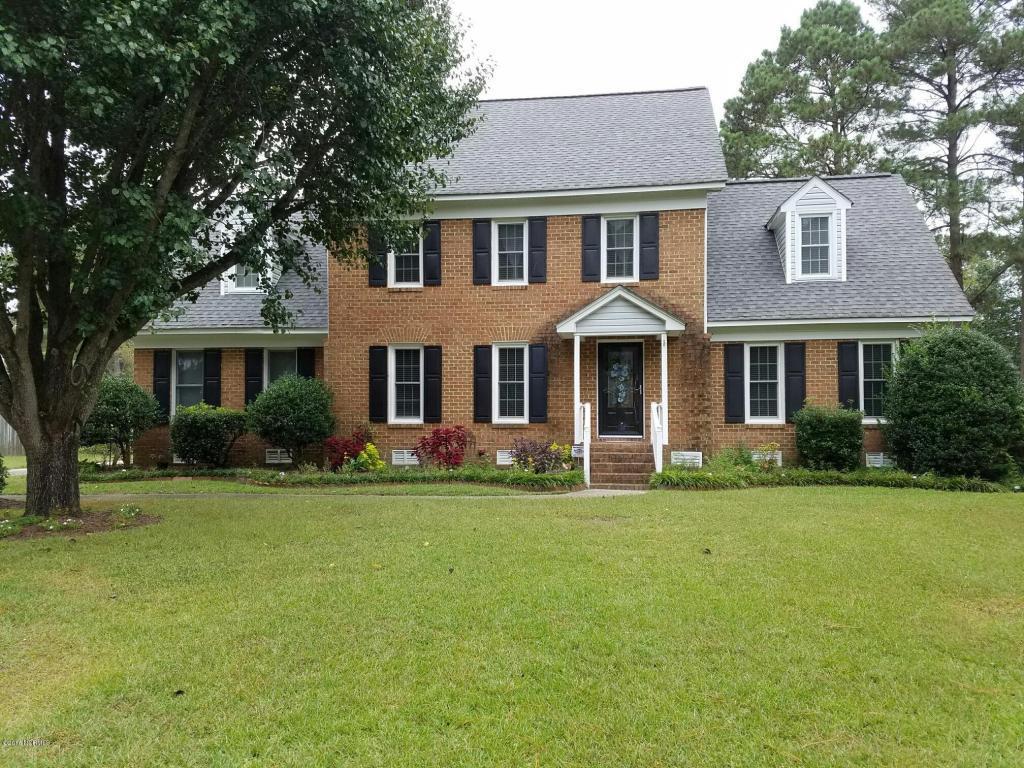 506 Kempton Drive, Greenville, NC 27834 (MLS #100032866) :: Century 21 Sweyer & Associates