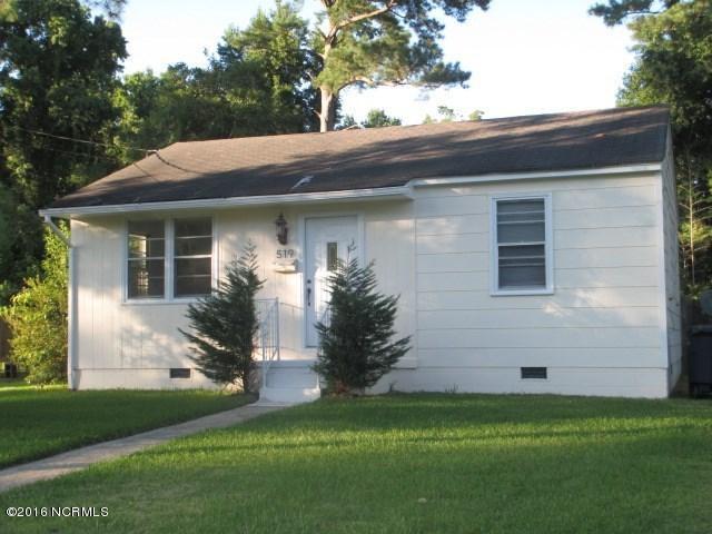 519 New River Drive, Jacksonville, NC 28540 (MLS #100032912) :: Century 21 Sweyer & Associates