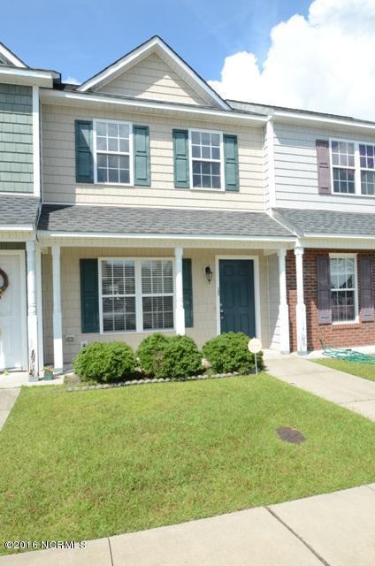 705 Streamwood Drive, Jacksonville, NC 28546 (MLS #100032913) :: Century 21 Sweyer & Associates