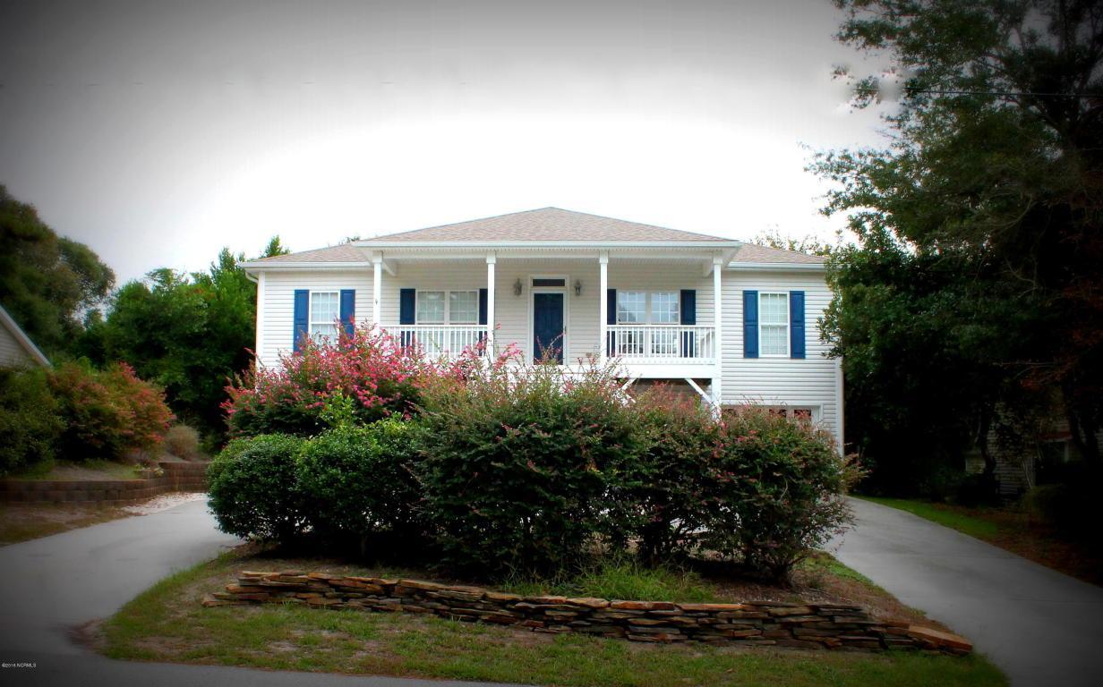 318 Cedar Street, Emerald Isle, NC 28594 (MLS #100032921) :: Century 21 Sweyer & Associates