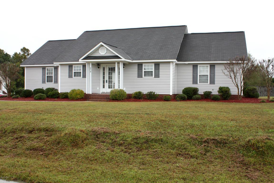 479 Arden Ridge Drive, Grimesland, NC 27837 (MLS #100032951) :: Century 21 Sweyer & Associates