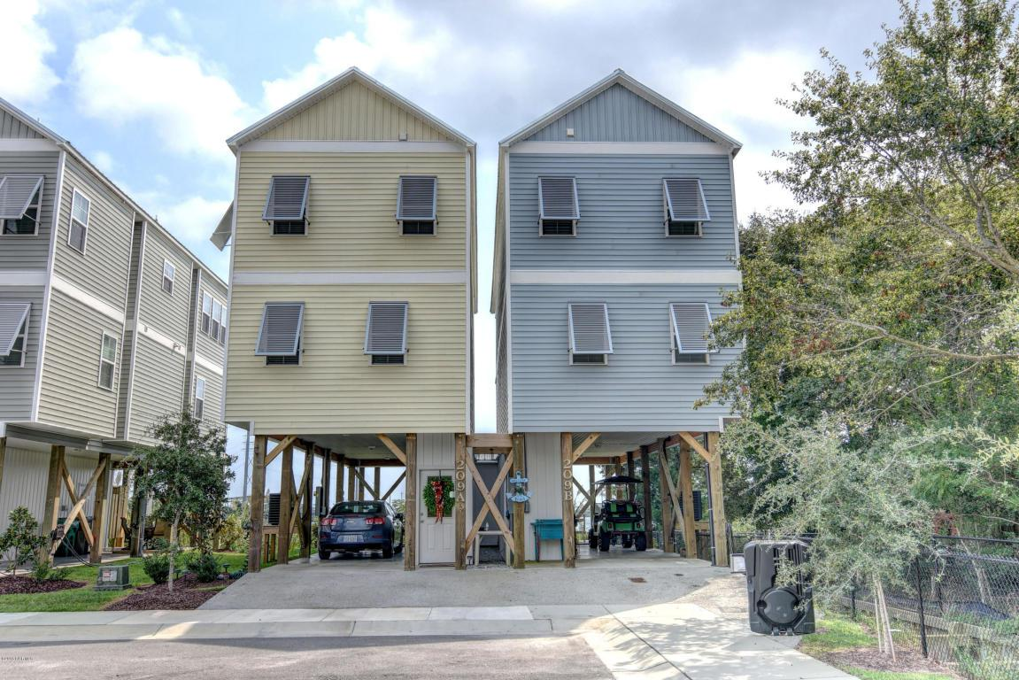209 Bridgeview Court B, Surf City, NC 28445 (MLS #100032952) :: Century 21 Sweyer & Associates
