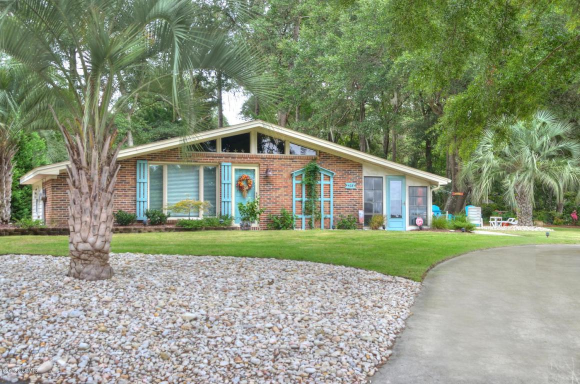 408 Stokes Drive, Sunset Beach, NC 28468 (MLS #100032993) :: Century 21 Sweyer & Associates