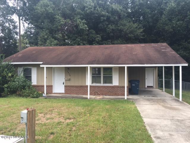1038 Birchwood Lane, Jacksonville, NC 28546 (MLS #100033010) :: Century 21 Sweyer & Associates