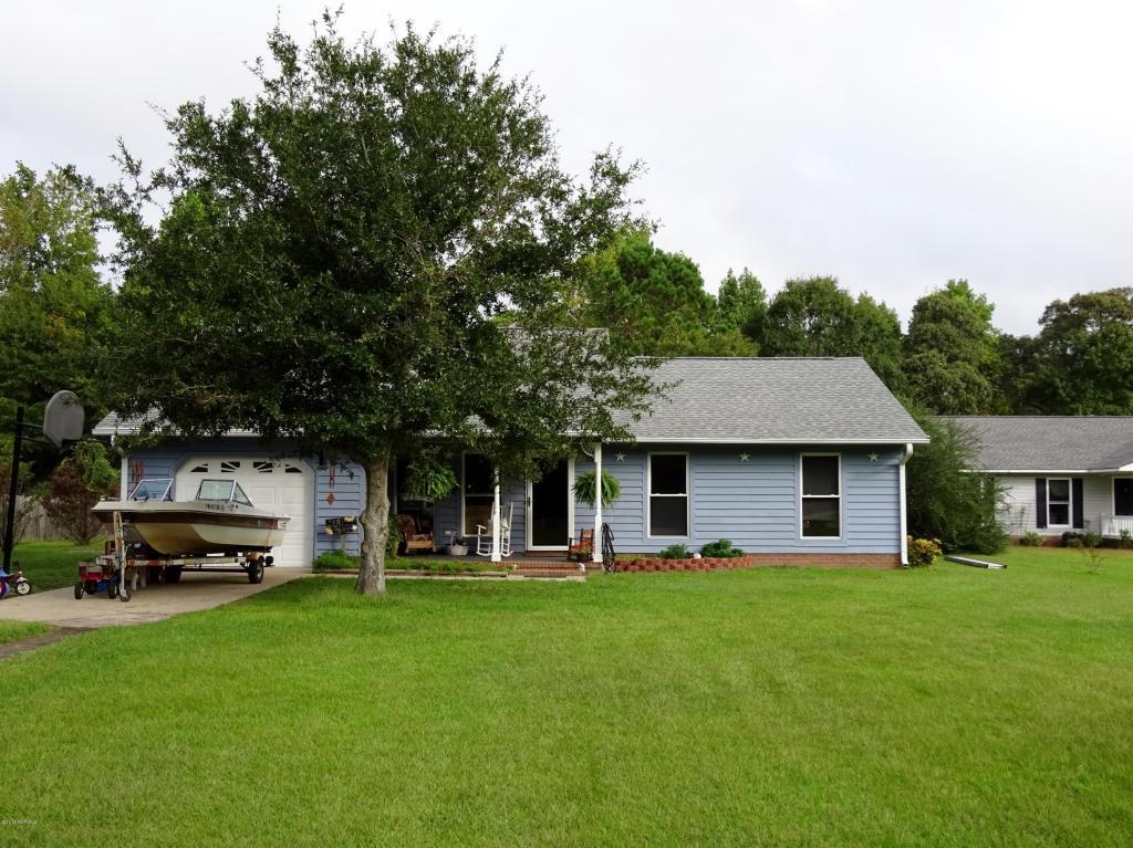 369 Great Neck Landing Road, Hubert, NC 28539 (MLS #100033011) :: Century 21 Sweyer & Associates
