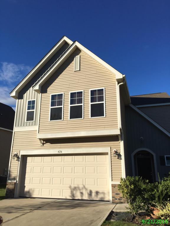 426 Bald Cypress Lane, Sneads Ferry, NC 28460 (MLS #100033039) :: Century 21 Sweyer & Associates