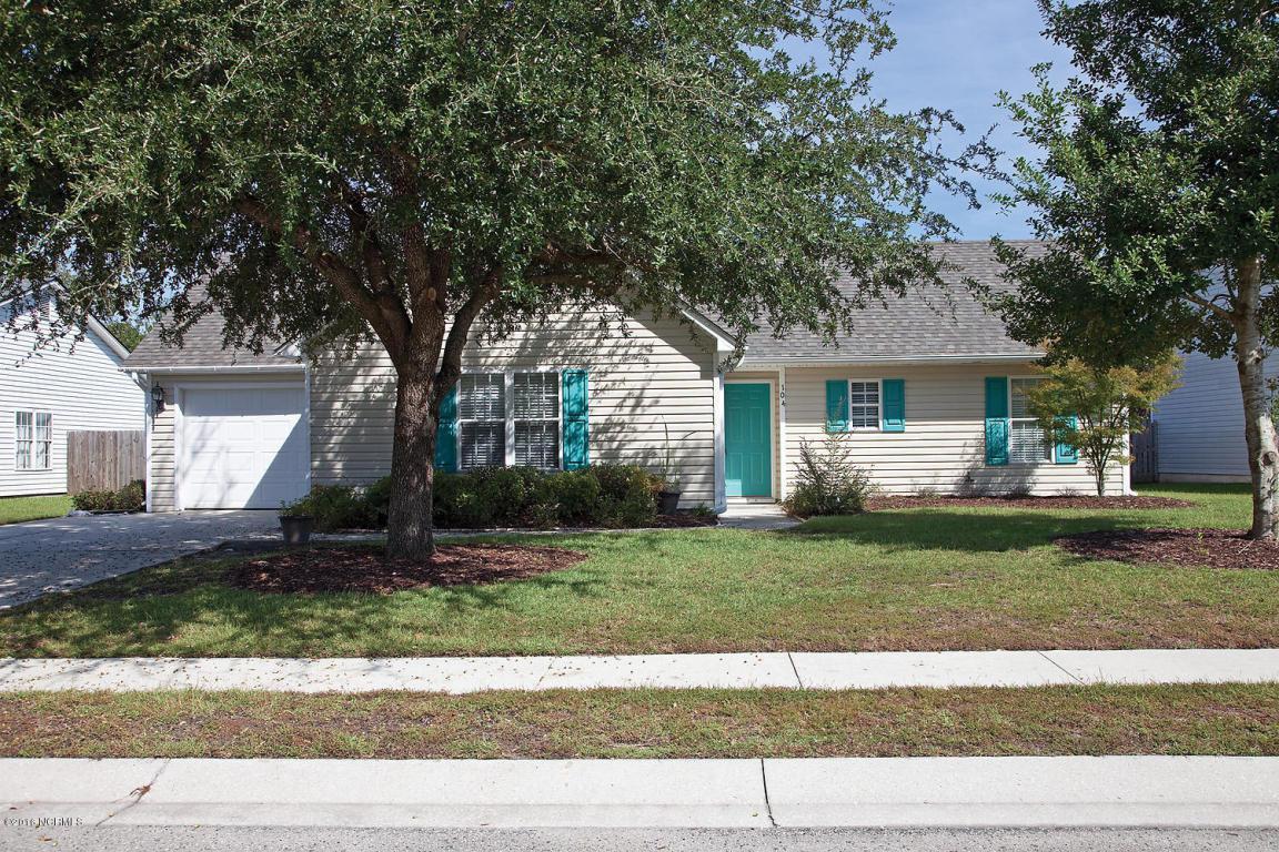 104 Olde Well Loop Road, Wilmington, NC 28411 (MLS #100033045) :: Century 21 Sweyer & Associates