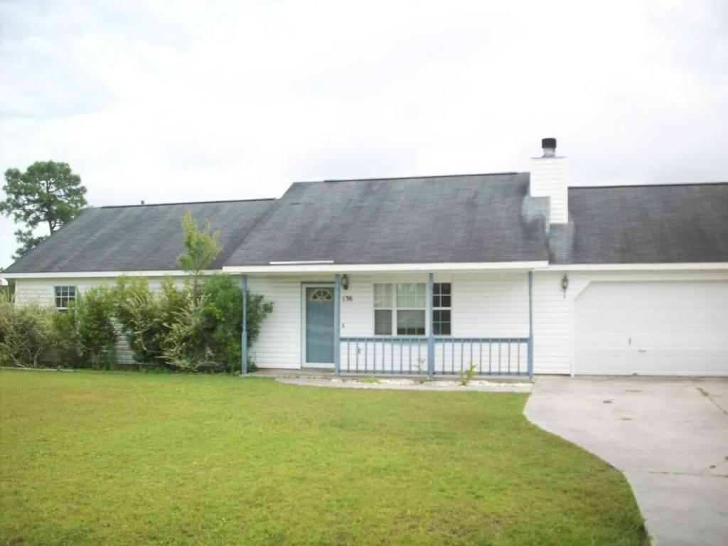 136 Parnell Road, Hubert, NC 28539 (MLS #100033050) :: Century 21 Sweyer & Associates