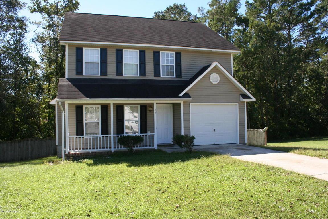 105 Huff Court, Jacksonville, NC 28546 (MLS #100033072) :: Century 21 Sweyer & Associates