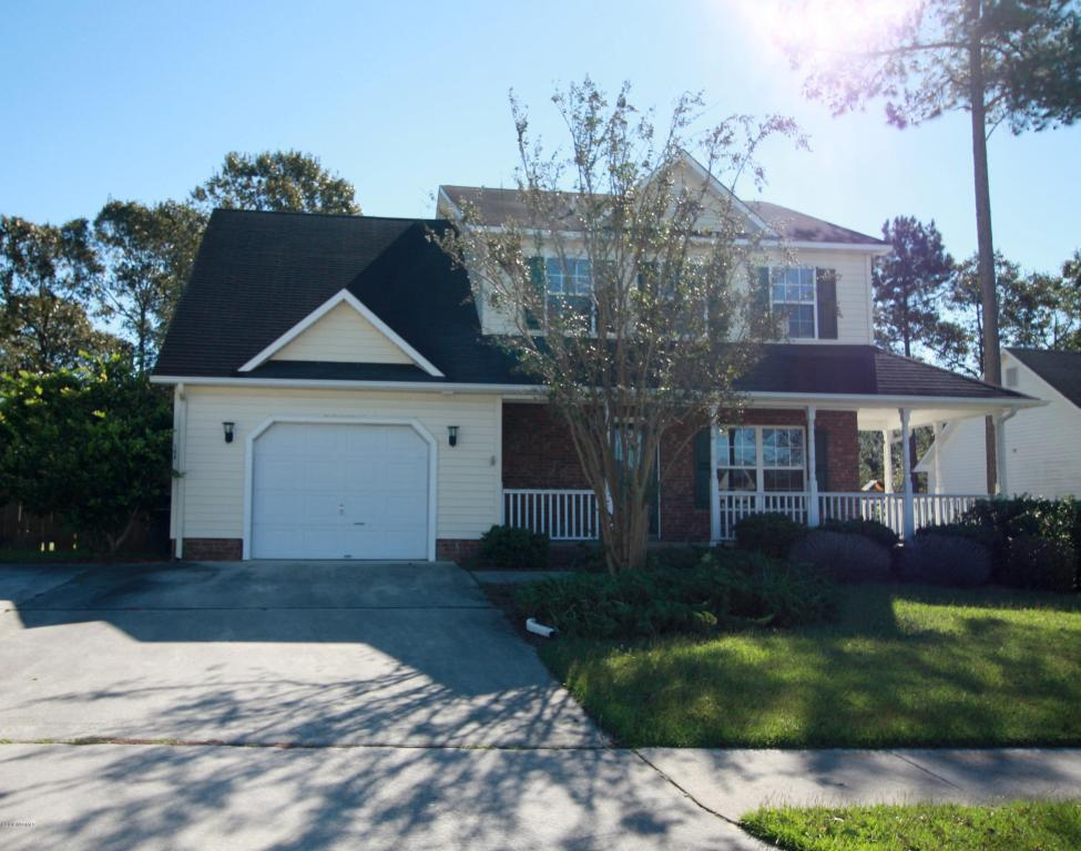 106 Summercreek Drive, Jacksonville, NC 28546 (MLS #100033076) :: Century 21 Sweyer & Associates