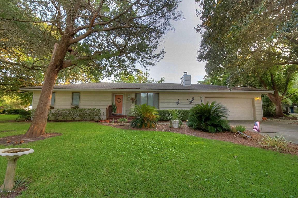 134 Beechwood Drive, Pine Knoll Shores, NC 28512 (MLS #100033098) :: Century 21 Sweyer & Associates