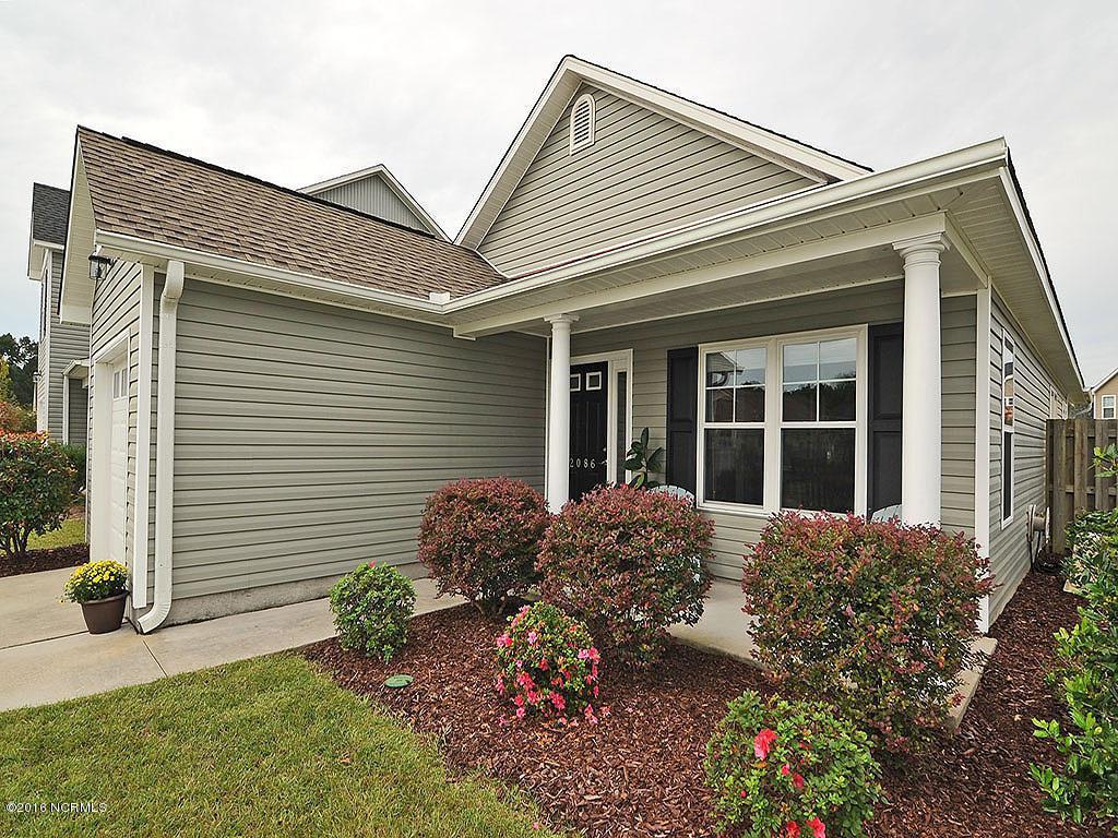 2086 Willow Creek, Leland, NC 28451 (MLS #100033172) :: Century 21 Sweyer & Associates