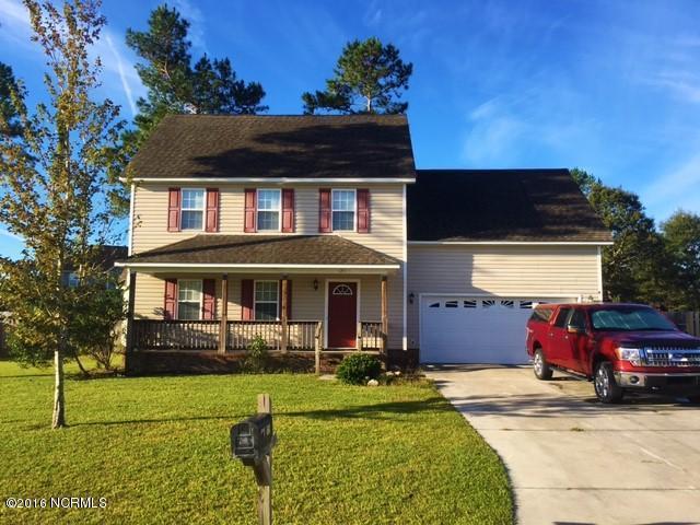 125 Trailwood Drive, Hubert, NC 28539 (MLS #100033204) :: Century 21 Sweyer & Associates