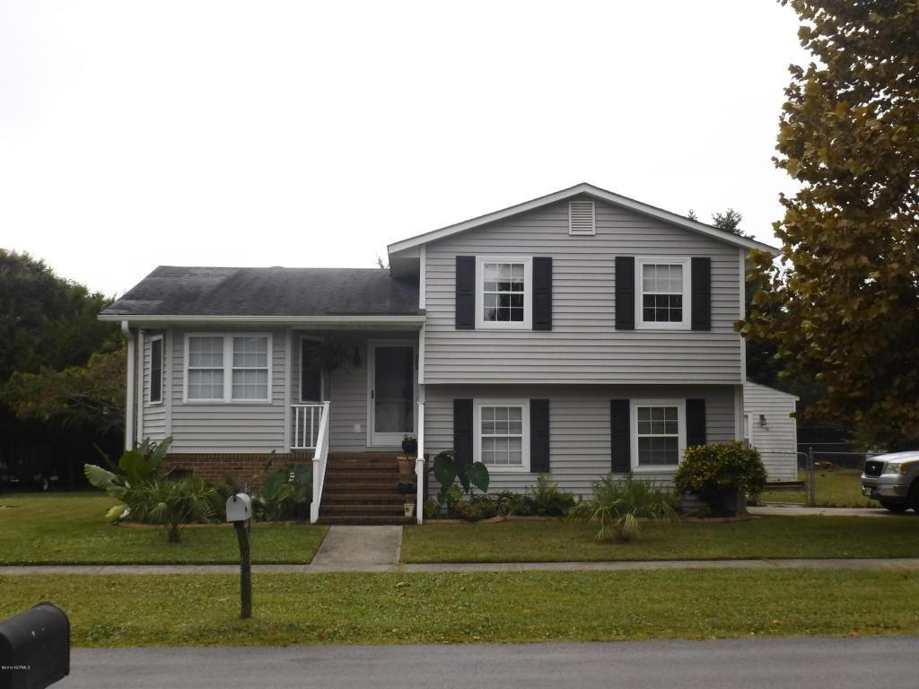 100 Charles Street, Beaufort, NC 28516 (MLS #100033246) :: Century 21 Sweyer & Associates
