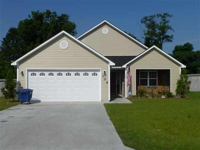 105 Silver Queen Lane, Richlands, NC 28574 (MLS #100033318) :: Century 21 Sweyer & Associates