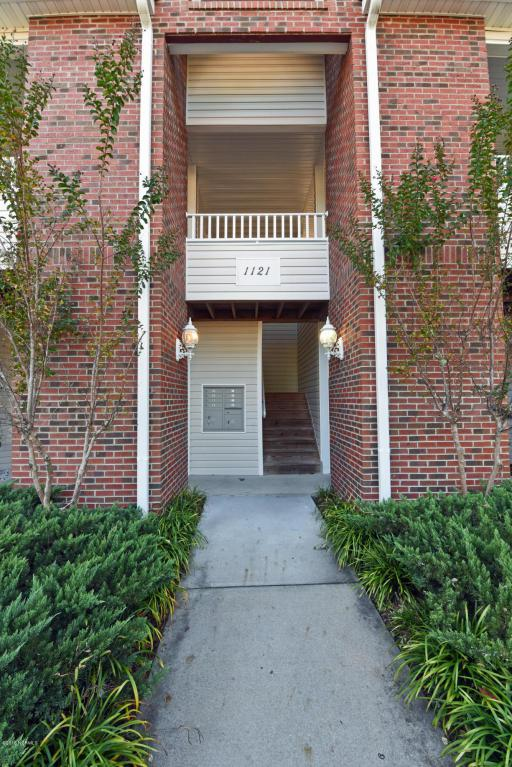 1121 Turtle Creek Road C, Greenville, NC 27858 (MLS #100033328) :: Century 21 Sweyer & Associates