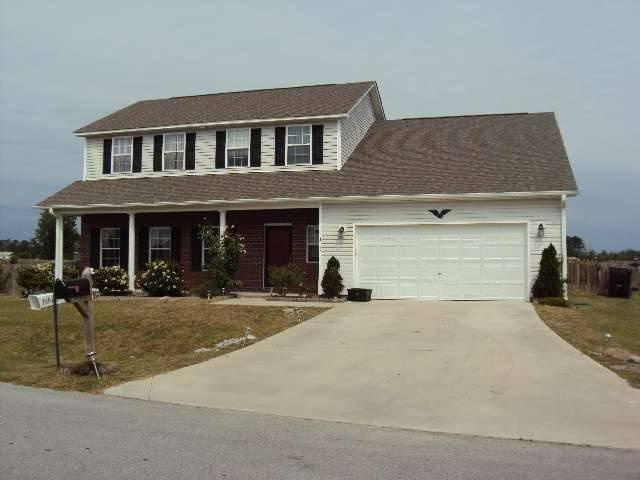 105 Hardin Drive, Maysville, NC 28555 (MLS #100033355) :: Century 21 Sweyer & Associates