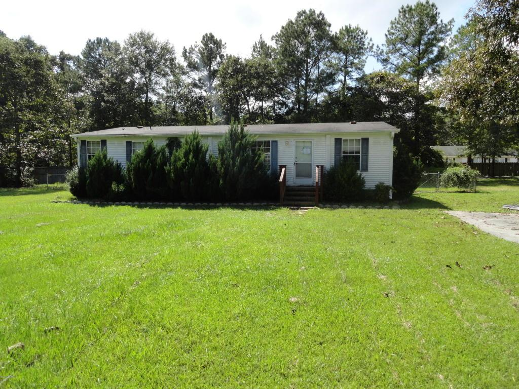 112 Madelyn Drive, Richlands, NC 28574 (MLS #100033360) :: Century 21 Sweyer & Associates