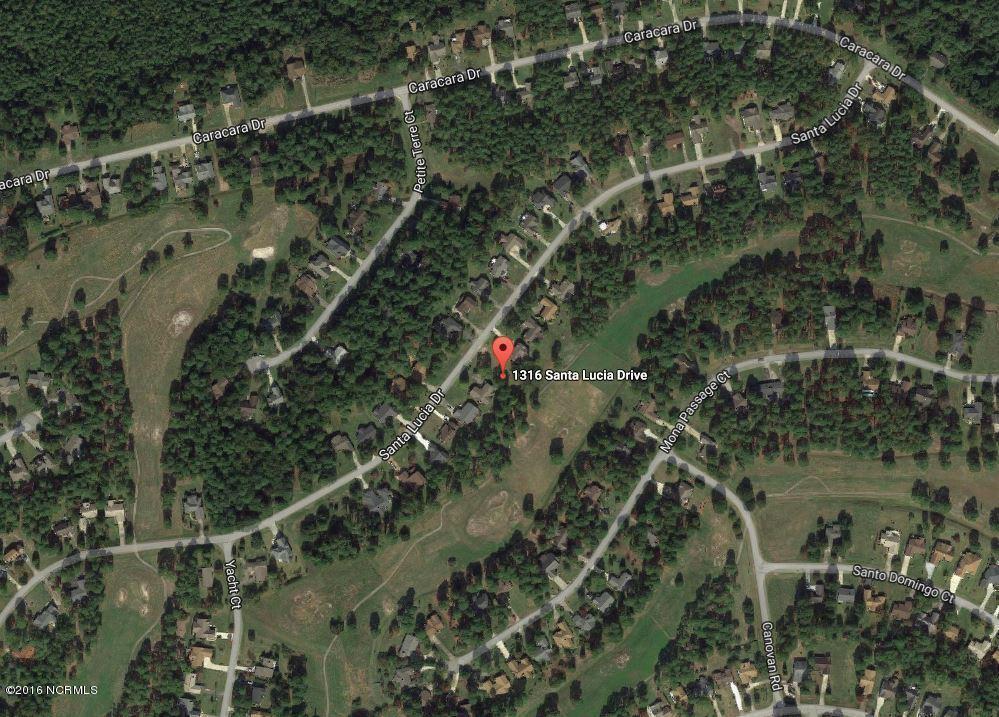 1316 Santa Lucia Road, New Bern, NC 28560 (MLS #100033380) :: Century 21 Sweyer & Associates