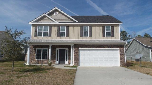305 Onyx Court, Jacksonville, NC 28546 (MLS #100033385) :: Century 21 Sweyer & Associates