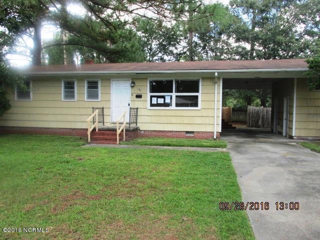130 Bryan Boulevard, Havelock, NC 28532 (MLS #100033416) :: Century 21 Sweyer & Associates