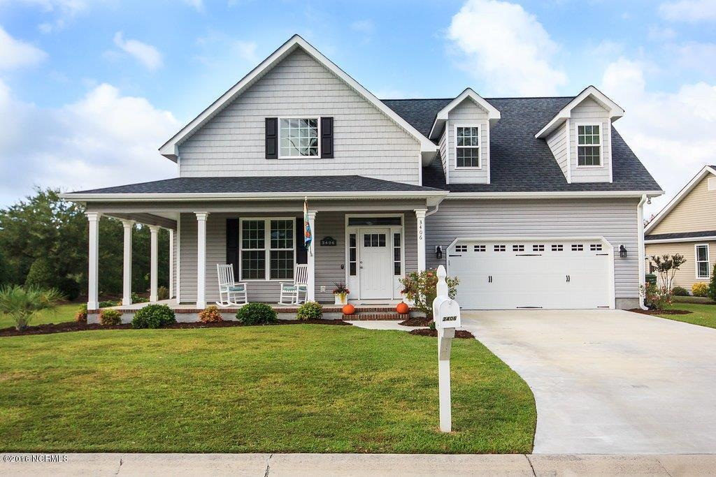 3406 Snead Street, Morehead City, NC 28557 (MLS #100033445) :: Century 21 Sweyer & Associates
