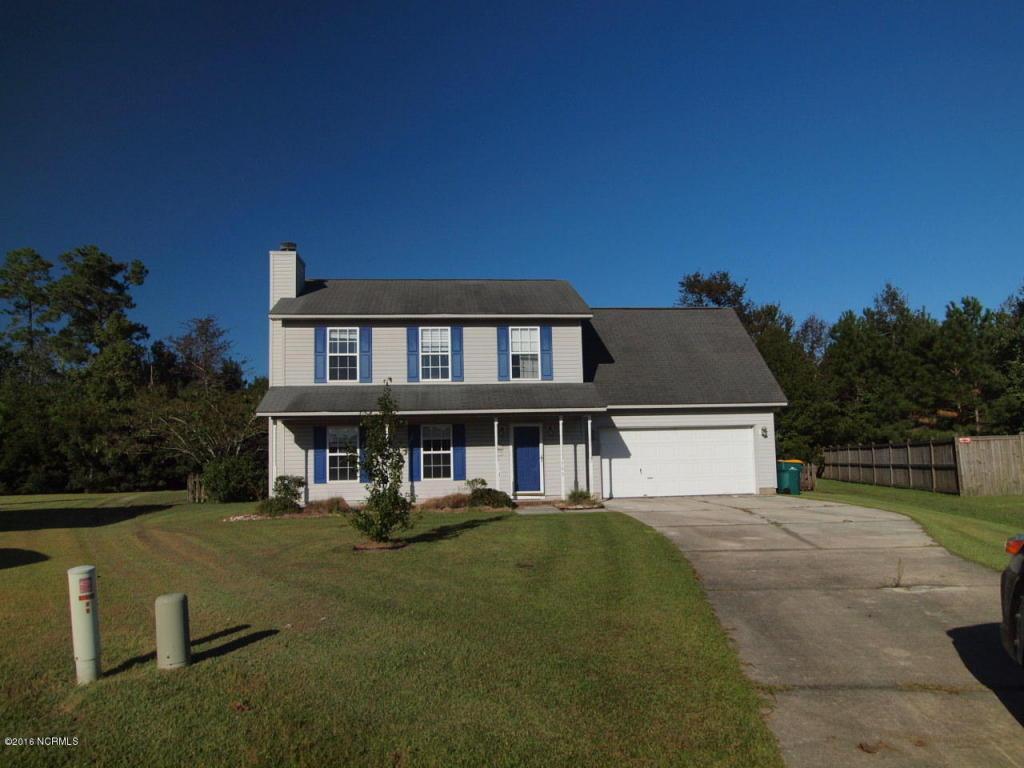 305 Timothy Chris Court, Swansboro, NC 28584 (MLS #100033450) :: Century 21 Sweyer & Associates